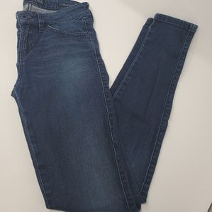 Guess Brittney-Skinny Blue Jeans - Sz 25